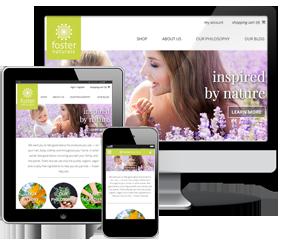 Web Development Vancouver   Foster Naturals