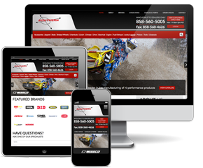 Web Development Vancouver | Southern Motorcycles