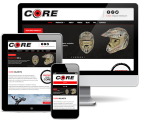 Web Development Services Vancouver | Core Helmets