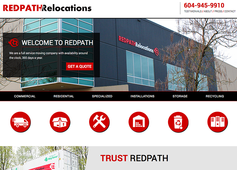Search Engine Optimization Vancouver   RedPath Relocations